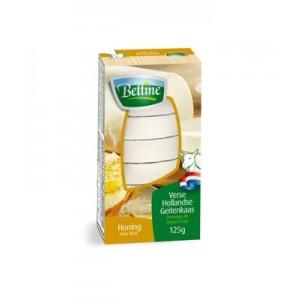 Bettine geitenkaas honing 125 gram