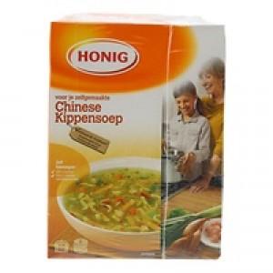 Honig chinese kippensoep 6 borden 12 stuks