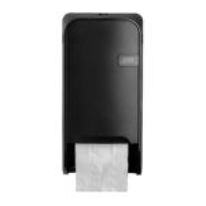 Euro quartz zwart of wit doprol toiletpapier dispenser