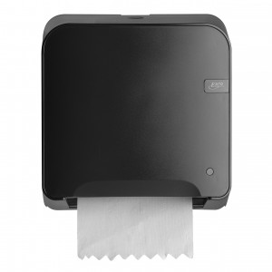 Euro quartz zwart of wit handdoek automaat dispenser per stuk