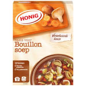 Honig boullion soep 6 borden 12 stuks