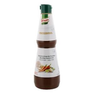 Knorr groenten bouillon geconcentreerd 1 liter
