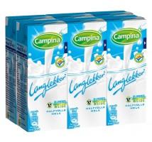 Campina houdbare halfvolle melk mini 24 stuks