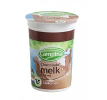 Campina chocomel beker 8 x 250 ml