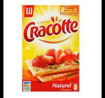 Cracottes naturel 1 pak x 250 gram