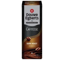 Douwe Egberts cafitesse koffie dark excellence 2 x 1,25 kilo