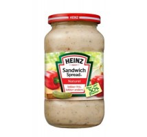 Heinz sandwich spread naturel 12 potten x 450 gram
