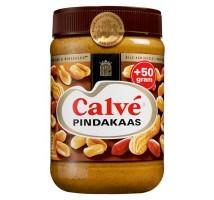 Calve pindakaas pot 650 gram