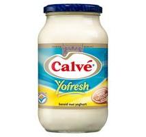 Calve yofresh yogonaise 6 x 650 ml