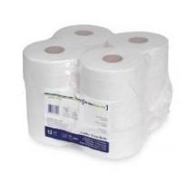 Euro mini jumbo toiletpapier 2 laags 180 meter 12 rollen