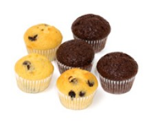 A232 mix box mini muffins 150 x 15 gram