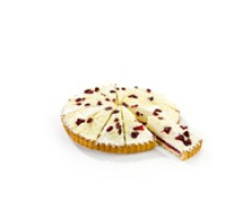 A239C12 berry & white chocolate pie 4 x 1400 gram