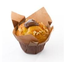 A230 vanille muffin met hazelnootvulling 36 x 112 gram