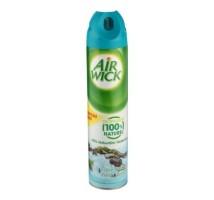 Airwick aerosol fresh water spuitbus 240 ml per stuk