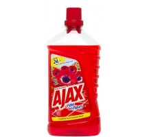 Ajax allesreiniger bloemfestijn rood 1 x 1,5 liter