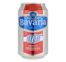 Bavaria bier malt blikjes 24 x 33 cl