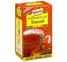 Knorr drink bouillon tomaat 80 sticks
