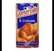 Danerol croissant per blikje