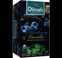 Dilmah thee bosbes vanilla 1 x 20 x 2 gram