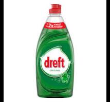 Dreft afwasmiddel 890 ml per stuk