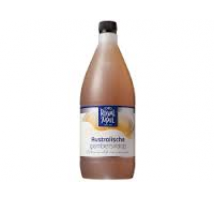 Australian gember siroop fles 1 liter