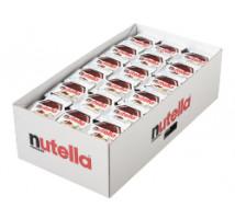 Ferrero nutella hazelnootpasta 120 x 15 gram