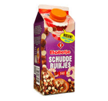 Bolletje schuddenbuikje vanille-chocolade 1 x 300 gram