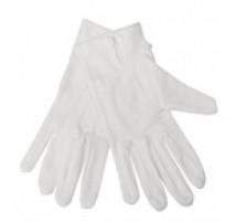 A545 serveer handschoenen dames wit maat M