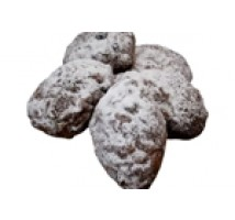 Bakkers kerststol / kerstbrood mini per stuk