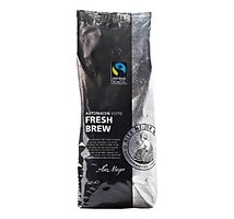 A.M koffie fresh brew fairtrade zak 1 kilo