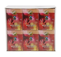 A.M. rooibos thee 6 x 10 x 1,5 gram