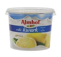 Almhof citroen kwark 500 gram