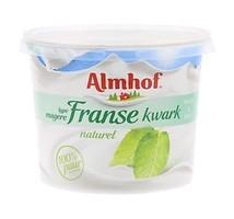 Almhof magere kwark naturel 500 gram