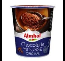 Almhof chocolade mousse pot 200 gram