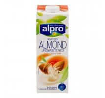 Alpro amandeldrink ongezoet vegan-lactosevrij 4 pakken x 1 liter