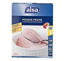 Alsa mouse aardbei 2 x 430 gram
