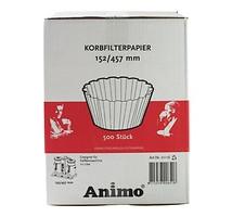 Animo korffilterpapier 152/457 mm 500 stuks