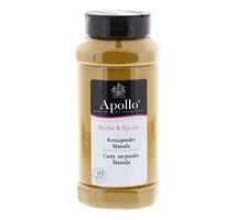 Apollo kerriepoeder massala zoet bus 400 gram