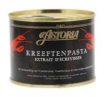 Astoria kreeftenpasta blik 200 gram