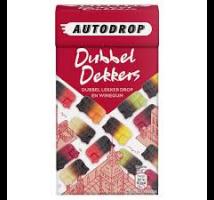 Autodrop mixdoos dubbel dekkers 1 x 280 gram