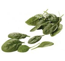 Baby spinazie zak 125 gram