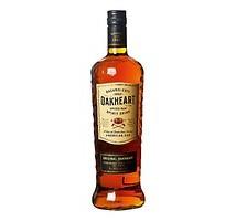 Bacardi oakheart spiced rum fles 1 liter