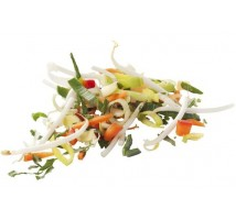 Bami groenten zak per 1 kilo