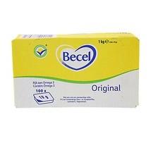 Becel boter 60% cups 100 x 10 gram