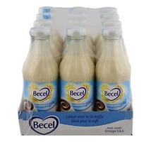 Becel koffiemelk flesjes 12 x 200 ml