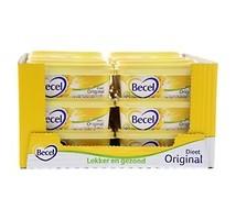 Becel boter dieet kuip doos 16 x 250 gram
