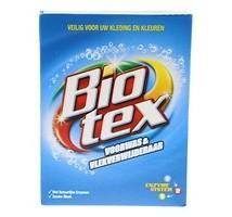 Biotex blauw voorwas 1 x 750 gram