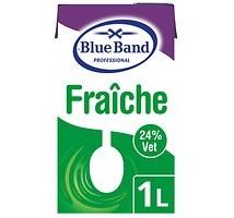Blue band creme fraiche pak 1 liter