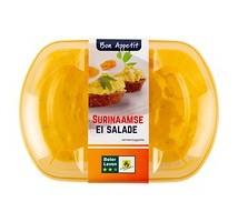 Bon appetit surinaamse ei salade 175 gram