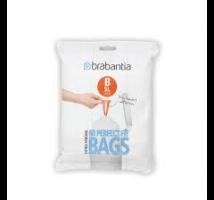 Brabantia afvalzak 5 liter 60 stuks